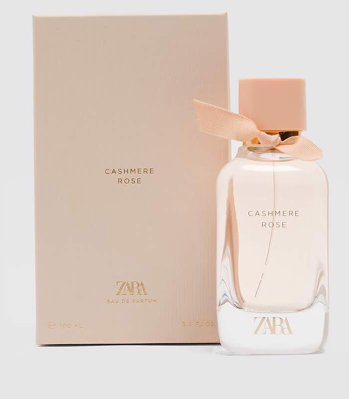 зара интернет магазин парфюмерия женская