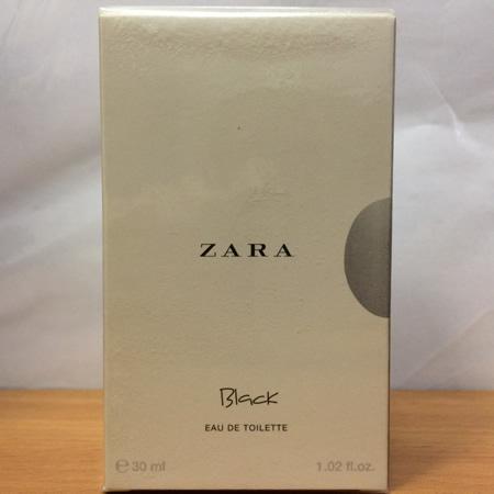 Zara Black 2012